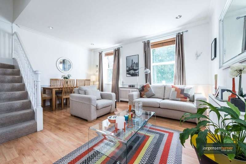 3 Bedrooms Flat for sale in Fortune Green Road, London, NW6 1DS