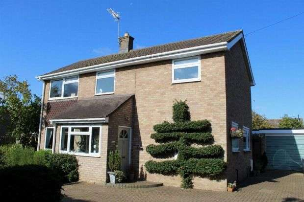 4 Bedrooms Detached House for sale in Park Road, Hartwell, Northampton NN7 2HP