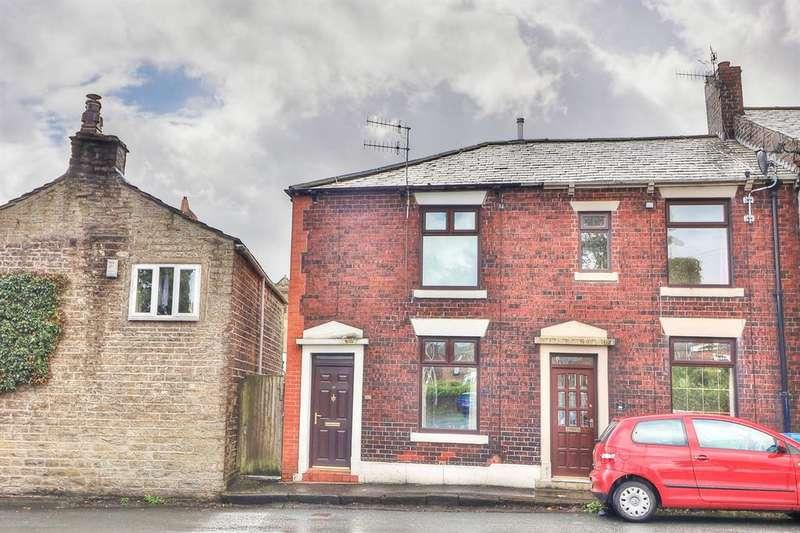 2 Bedrooms End Of Terrace House for sale in Shore Road, Littleborough, OL15 9LQ