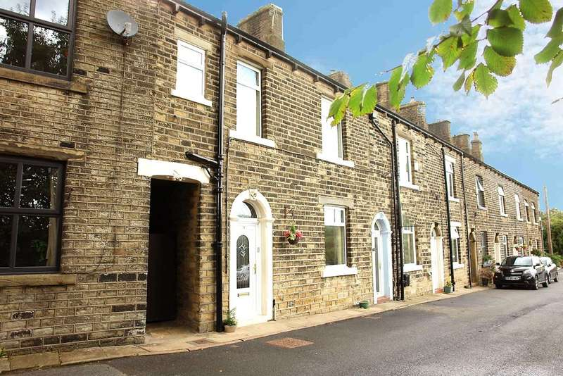 4 Bedrooms Terraced House for sale in Stoneswood Road, Delph, Saddleworth