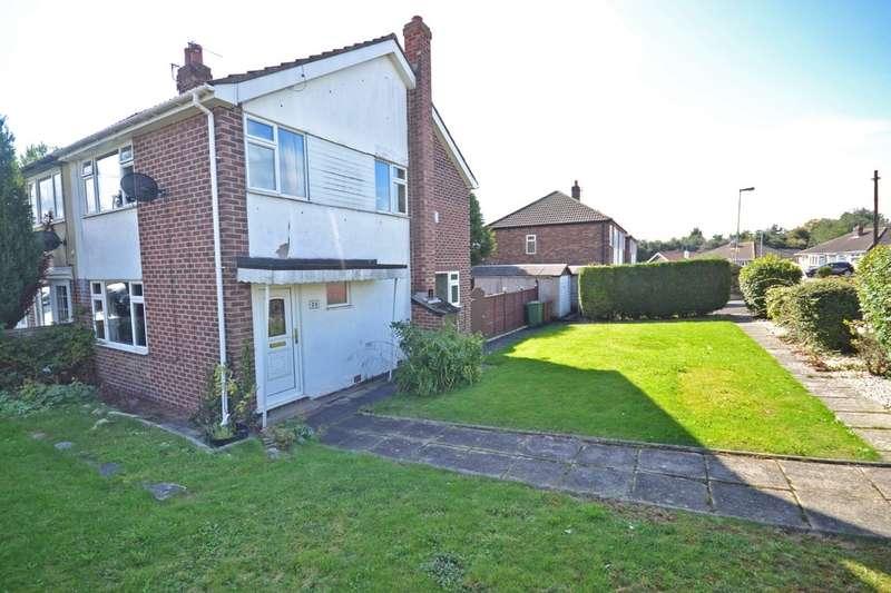 3 Bedrooms Semi Detached House for sale in Cambridge Crescent, Crofton, Wakefield