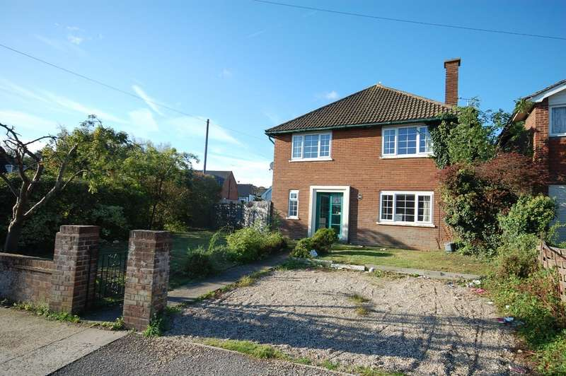4 Bedrooms Detached House for sale in Saddleton Road, Whitstable