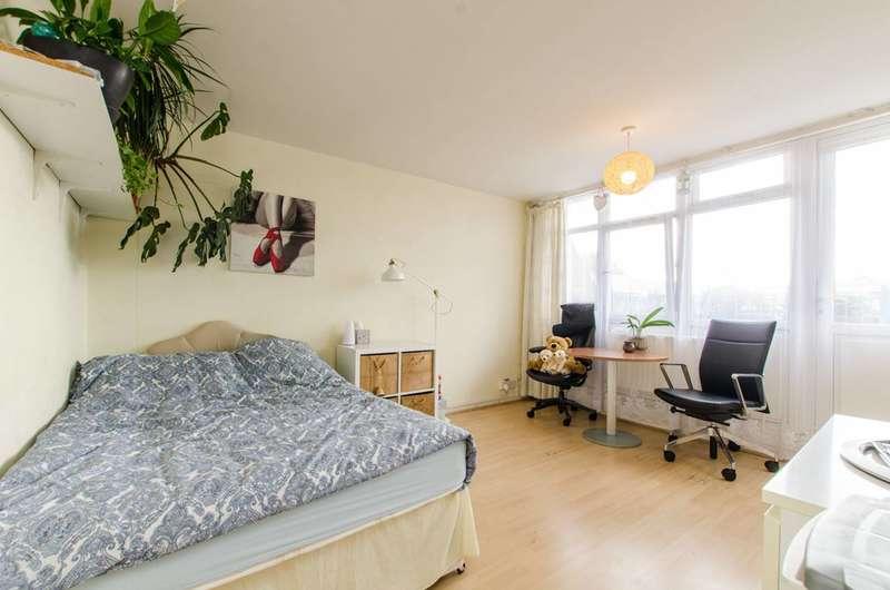 1 Bedroom Flat for sale in Aytoun Road, Stockwell, SW9