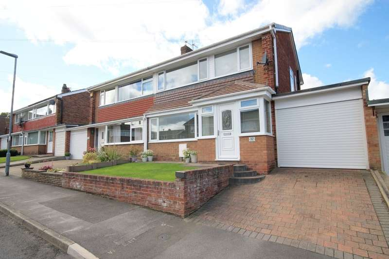 3 Bedrooms Semi Detached House for sale in Chester Le Street, DH3