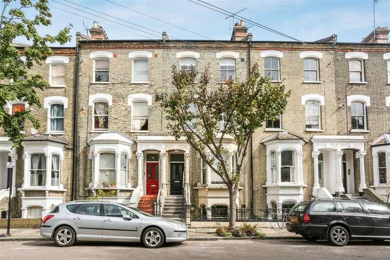 1 Bedroom Flat for sale in Crayford Road, London