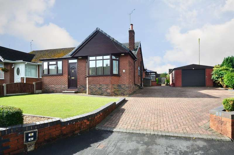 2 Bedrooms Bungalow for sale in ****NEW**** Heath Grove, Meir Heath, ST3 7JT