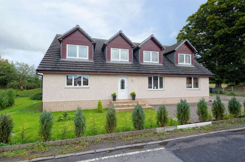 5 Bedrooms Detached House for sale in Biggar Road, Symington, Biggar, South Lanarkshire, ML12 6FT