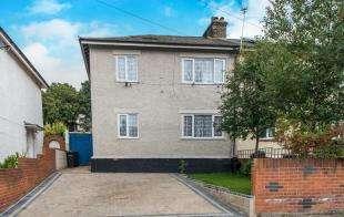4 Bedrooms End Of Terrace House for sale in Huntley Avenue, Northfleet, Gravesend, Kent