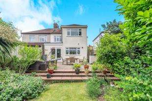 4 Bedrooms Semi Detached House for sale in Valley View Road, Rochester, Kent