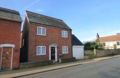 3 Bedrooms Detached House for sale in Hadleigh, Ipswich, Suffolk