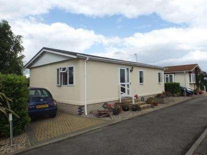 2 Bedrooms Mobile Home for sale in Debenham Corner, Wetheringsett, Stowmarket