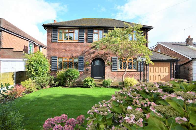 4 Bedrooms Detached House for sale in Hillcrest Road, Offerton