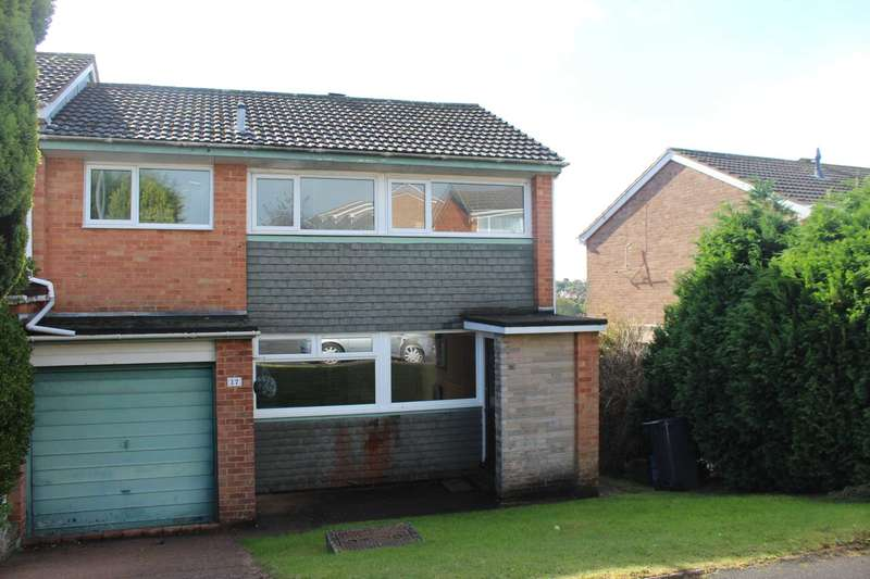 3 Bedrooms End Of Terrace House for sale in Langstone Drive, Exmouth