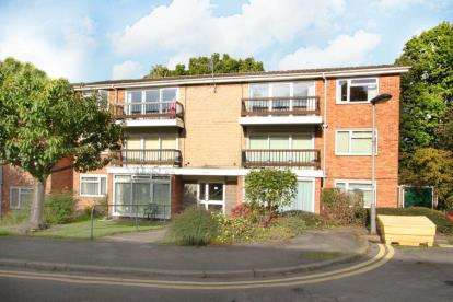 2 Bedrooms Flat for sale in Norfolk Park Drive, Sheffield, South Yorkshire