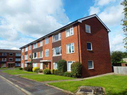 2 Bedrooms Flat for sale in Sterling Court, Cheltenham, Gloucestershire