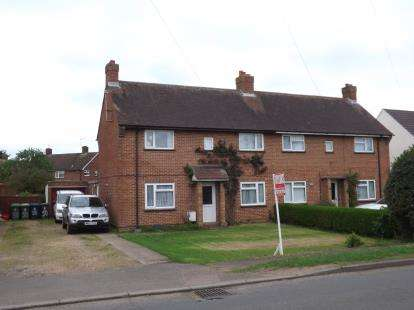 3 Bedrooms Semi Detached House for sale in Waresley Road, Gamlingay, Sandy, Cambridgeshire
