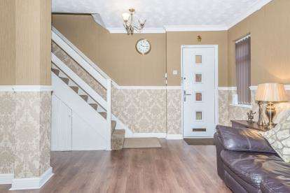 3 Bedrooms End Of Terrace House for sale in Mullway, Letchworth Garden City, Hertfordshire, England