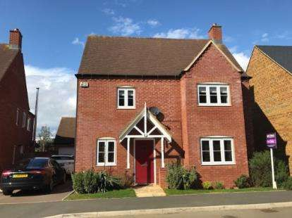 4 Bedrooms Detached House for sale in Millers Way, Middleton Cheney, Banbury, Oxfordshire
