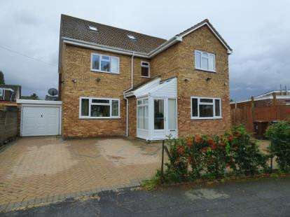 6 Bedrooms Detached House for sale in Lynmouth Avenue, Abington Vale, Northampton, Northamptonshire