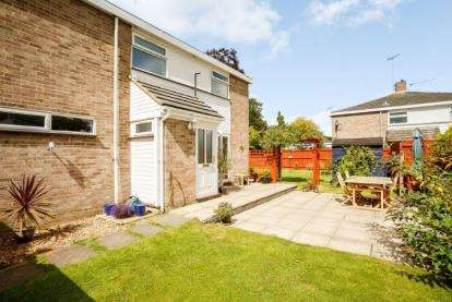 3 Bedrooms Semi Detached House for sale in Frobisher Drive, Stevenage, Hertfordshire, United Kingdom