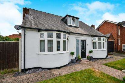 4 Bedrooms Bungalow for sale in York Terrace, Warsop, Nottingham, Nottinghamshire
