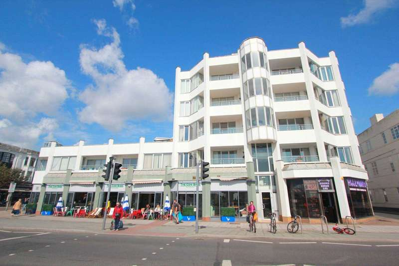 2 Bedrooms Flat for sale in Seaspray, Marine Parade