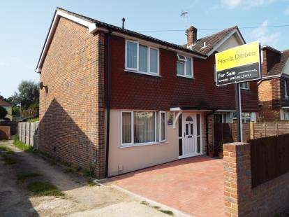 3 Bedrooms Semi Detached House for sale in Waterlooville, Hampshire, England