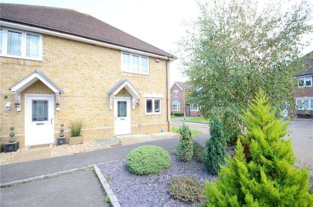 3 Bedrooms Semi Detached House for sale in Tiggall Close, Earley, Reading