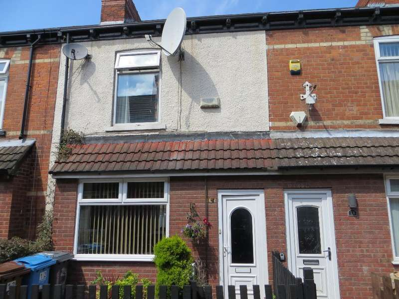 2 Bedrooms Terraced House for sale in Minnies Grove, Hull, HU3 6JP