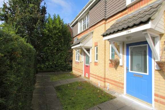 2 Bedrooms End Of Terrace House for sale in Berry Way, Andover