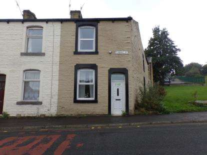 3 Bedrooms End Of Terrace House for sale in Tunnel Street, Burnley, Lancashire, BB12