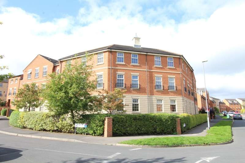 2 Bedrooms Flat for sale in New Village Way, Morley, Leeds, LS27