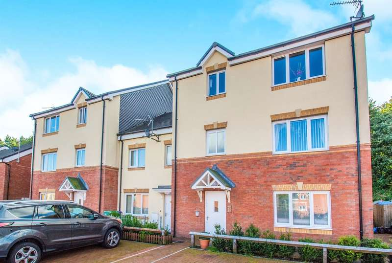 2 Bedrooms Apartment Flat for sale in Clos Cae Nant, CWMBRAN