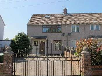 2 Bedrooms End Of Terrace House for sale in Blackwater, Liverpool, Croxteth,