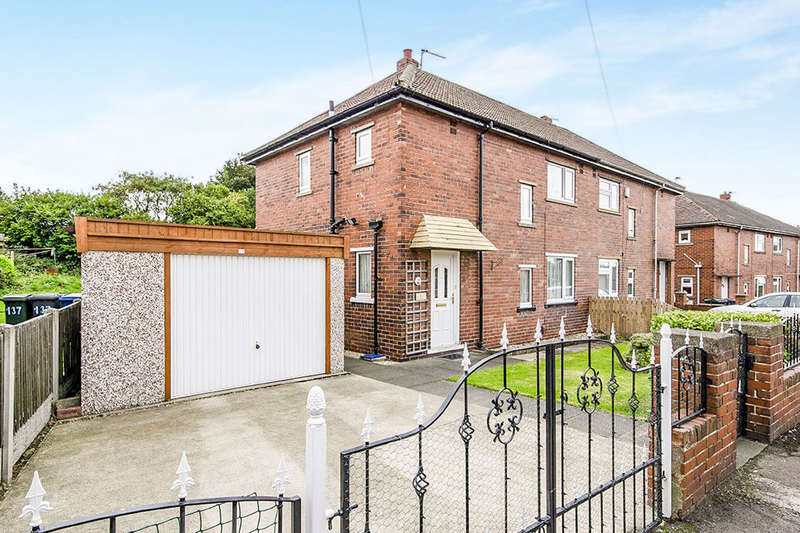 3 Bedrooms Semi Detached House for sale in Wingfield Road, Barnsley, S71