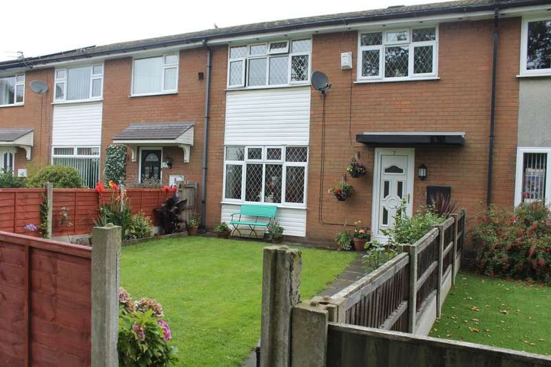 3 Bedrooms Terraced House for sale in Hodnet Walk, Denton, Manchester, M34
