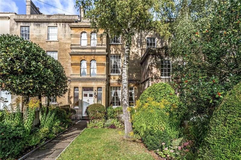 6 Bedrooms Terraced House for sale in Bloomfield Road, Bath, BA2