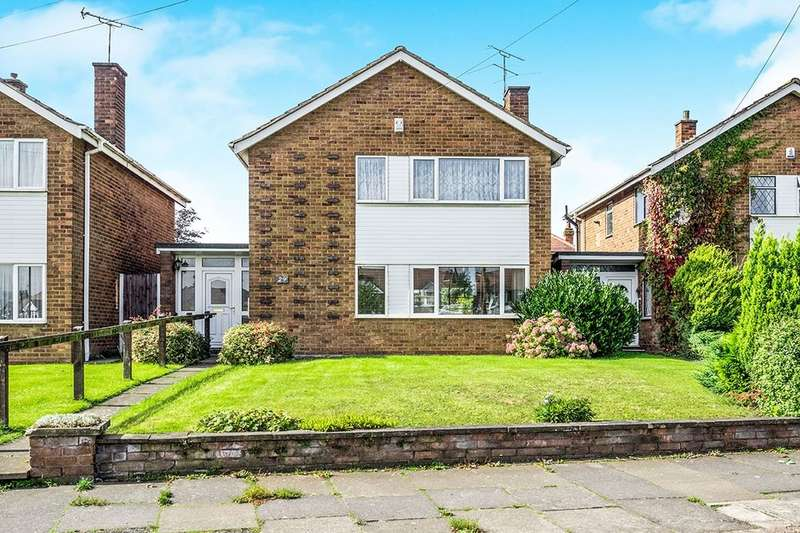 3 Bedrooms Detached House for sale in Dunchurch Highway, Coventry, CV5