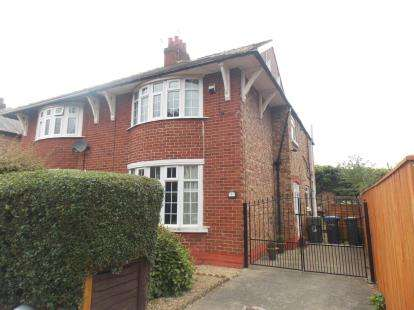 3 Bedrooms Semi Detached House for sale in Westgate Road, Middlesbrough