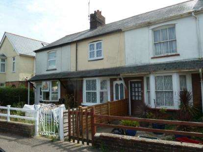 3 Bedrooms Terraced House for sale in Dovercourt, Harwich