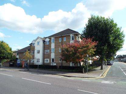 2 Bedrooms Flat for sale in 121-135 London Road, Romford