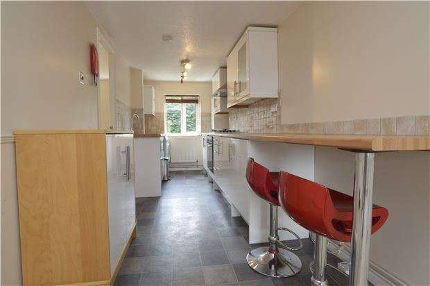 1 Bedroom Maisonette Flat for sale in Middlehay Court, Bishops Cleeve, CHELTENHAM, Gloucestershire, GL52 8TE