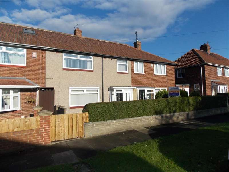 3 Bedrooms Terraced House for sale in Newington Road, Middlesbrough, TS4 3EL