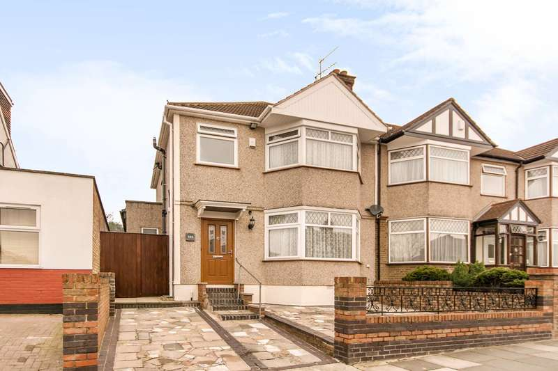 3 Bedrooms Semi Detached House for sale in Dollis Hill Avenue, Dollis Hill, NW2