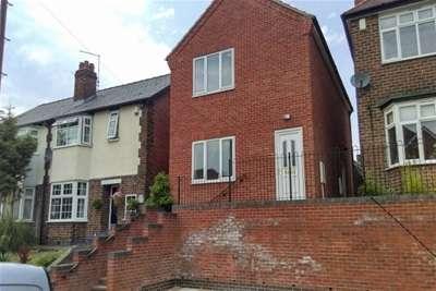 2 Bedrooms Flat for rent in Walpole Street, Derby