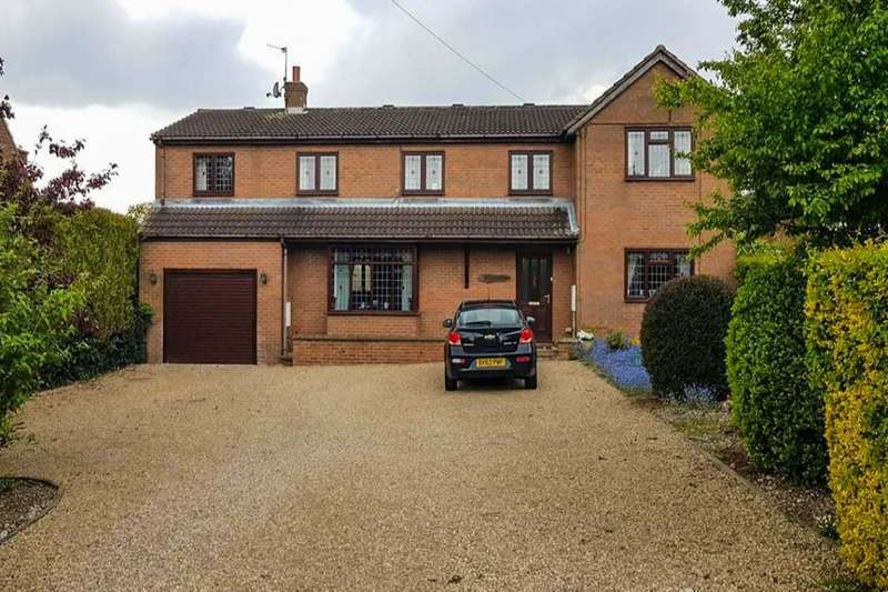 4 Bedrooms Detached House for sale in Nottingham Road, Selston, Nottingham, NG16