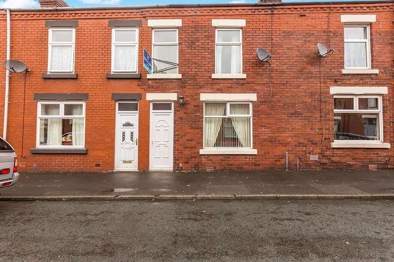 3 Bedrooms Terraced House for sale in Blackstone Road, Chorley, PR6