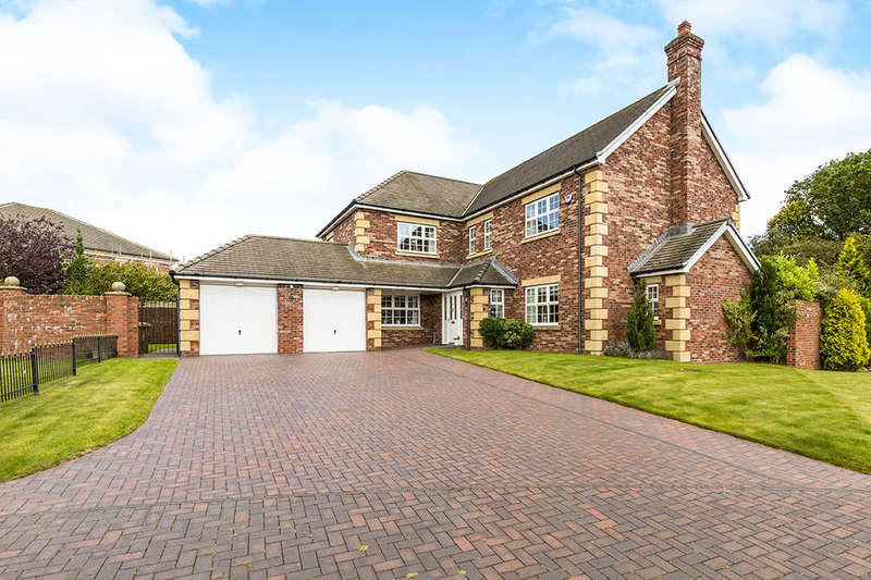 5 Bedrooms Detached House for sale in Bramhall Drive, Washington, NE38
