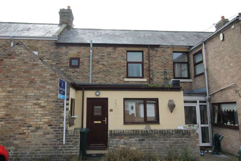 2 Bedrooms Terraced House for sale in Oak Street, Throckley, Newcastle Upon Tyne, NE15