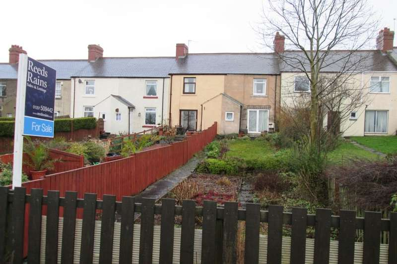 2 Bedrooms Property for sale in West View, Medomsley Edge, Consett, DH8